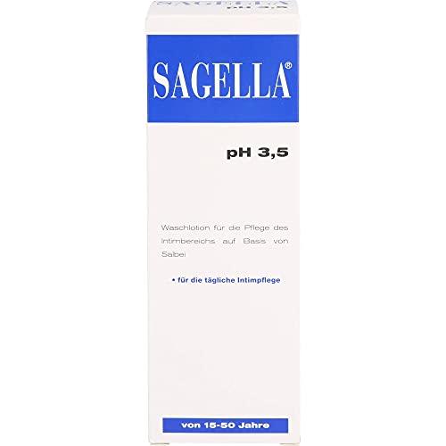 SAGELLA pH 3,5 Waschemulsion, 250 ml, 250 ml