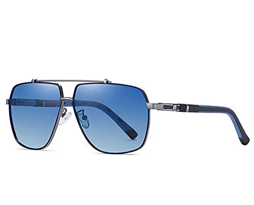 GqcsglkjDio-Gafas De Sol, Gafas De Sol Polarizadas Para Homb