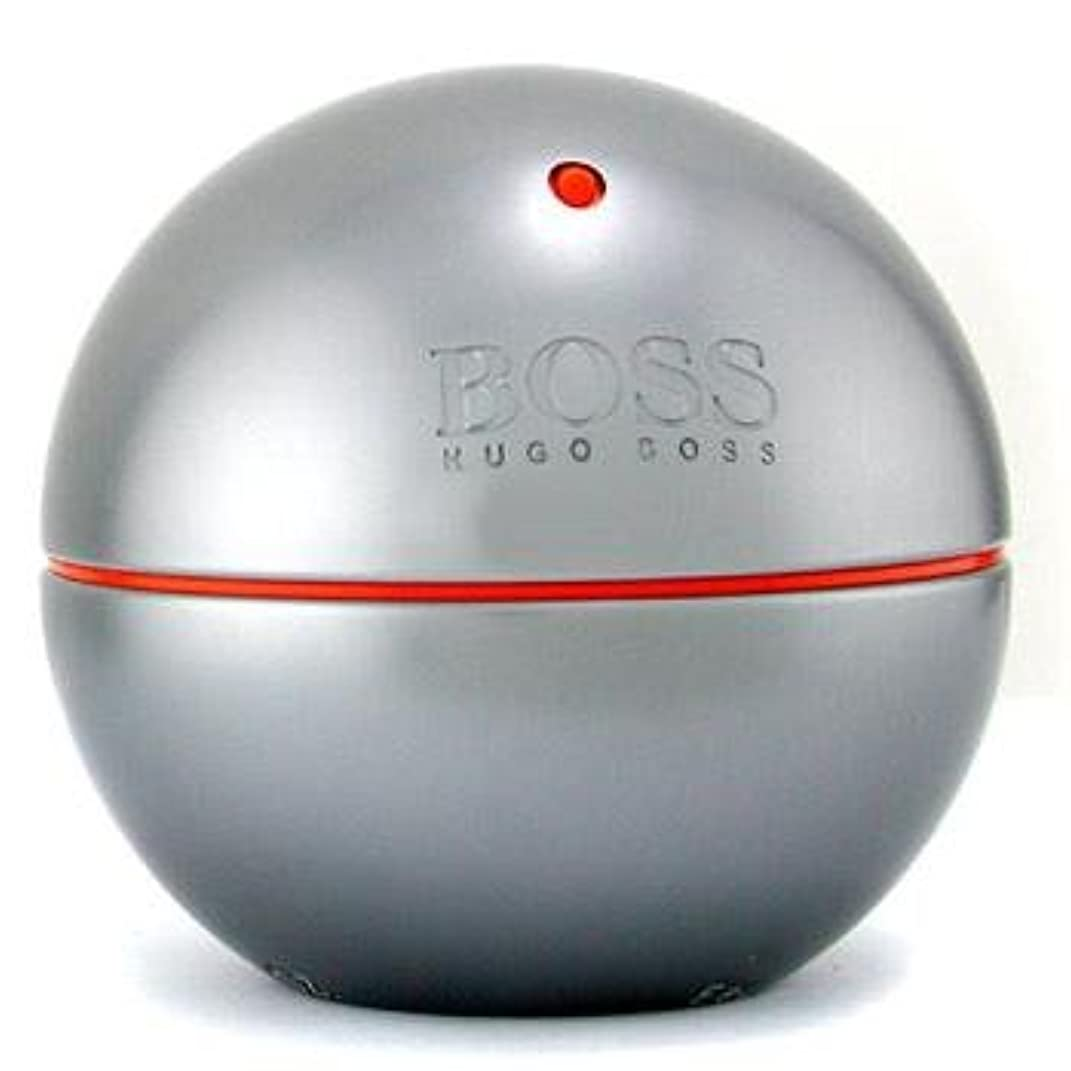 温室チロモデレータヒューゴ ボス HUGO BOSS ボス インモーション 90ml EDT SP fs 【並行輸入品】