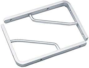 KaKaDz Ruimte aluminium plank beugel, driehoek beugel, partitie stand X2 ^ ^ (Maat: 200x155mm)