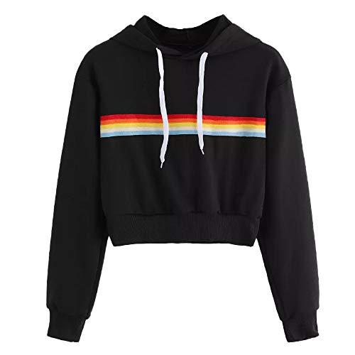 KIMODO Pullover Damen locker v Ausschnitt Weiss lang schwarz Sommer 3/4 arm weiß rot Baumwolle bauchfrei billig beige Basic Strick...