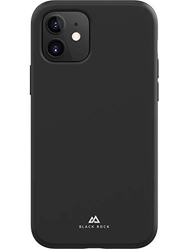 Preisvergleich Produktbild Black Rock - Hülle Fitness Case passend für Apple iPhone 12 Mini / Handyhülle,  Silikon,  Dünn,  rutschfest (Schwarz)