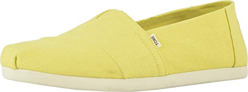TOMS Alpargata Yellow Cream 12 D (M)