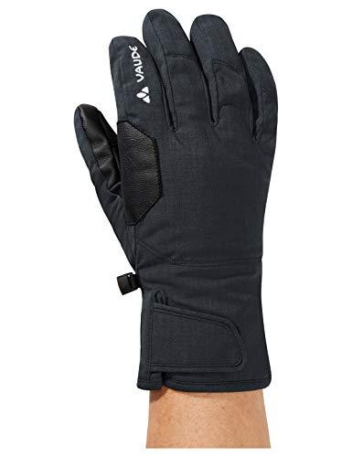 VAUDE Roga II Handschuhe, Phantom Black, 9