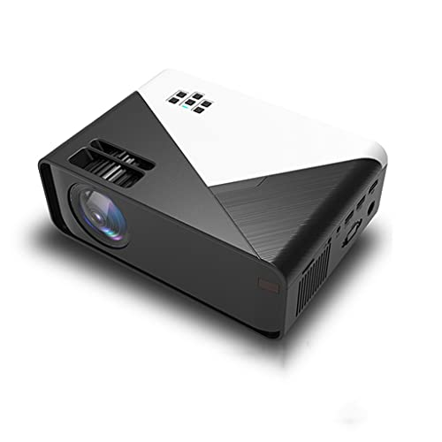 SGZYJ Mini proyector 3500 lúmenes 720P Soporte 1080P LED Proyector WiFi Video Home...