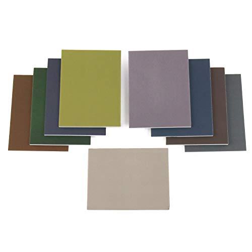 Legacy Super Fine Mesh Sanding/Polishing Pads, 9 pieces, 3