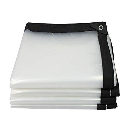 HCYTPL Transparante waterdichte doek kunststof doek zware stofdicht voor tuin huis doek balkon ramen