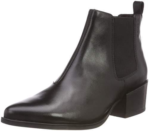 Vagabond Damen Marja Chelsea Boots, Schwarz (20 Black), 38 EU