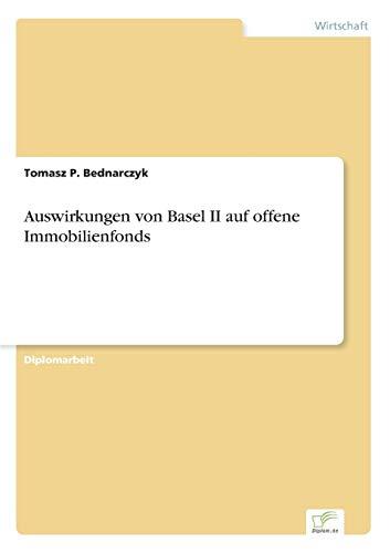Auswirkungen von Basel II auf offene Immobilienfonds