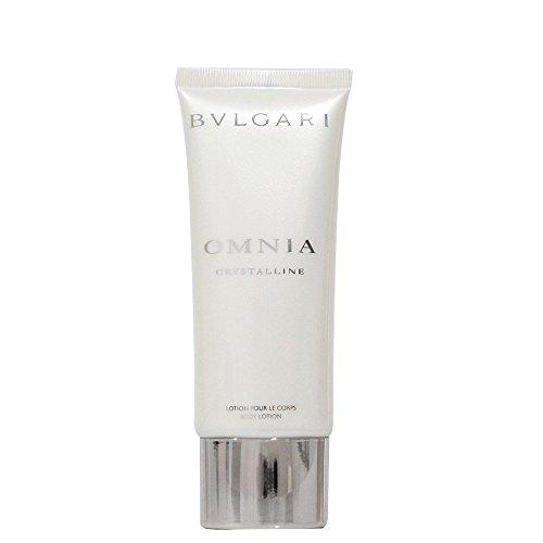 Bulgari Omnia Crystalline Body Lotion Lozione Corpo Donna - 100 ml