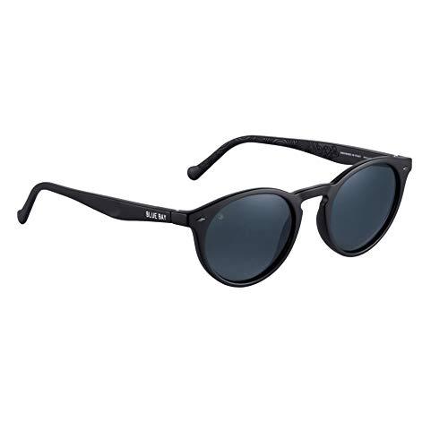 BLUE BAY SACALIA, Gafas de Sol Polarizadas para Hombre y Mujer, 100%...