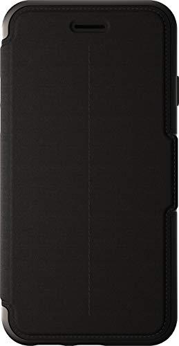 OtterBox Apple iPhone 6/6s Strada Folio-Hülle aus Lede, schwarz
