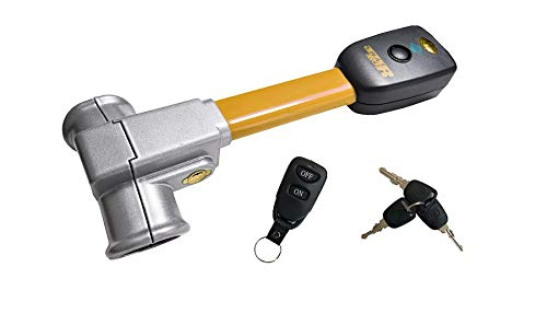BETEC 8001102 SWAT Lock R Pro S - Anti Theft Car Alarm and infrared Remote...