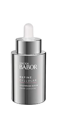 DOCTOR BABOR Couperose Serum, reduziert das Erscheinungsbild von Couperose und Rötungen, für ebenmäßigere Haut, 1 x 50 ml