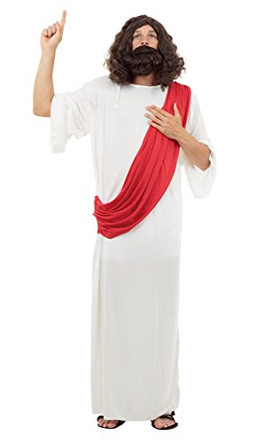 Bristol Novelty AC222 Costume da Gesù