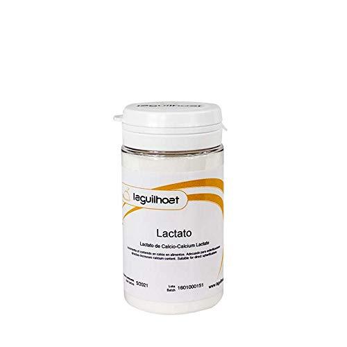Lactato - 60 g - Enriquecer Alimentos en Calcio - Esferificaciones - Cocina Molecular