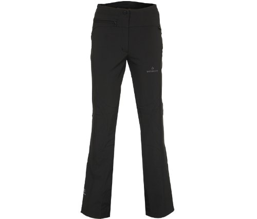 Bergson Damen Softshell Skihose Switch, Black [900], 19 - Damen