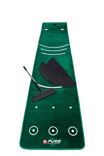 Pure 2Improve Golf Puttingmatte, grün