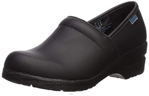 Cherokee Women's Harmony Step-In Padded Collar Shoe,Black,8 M US