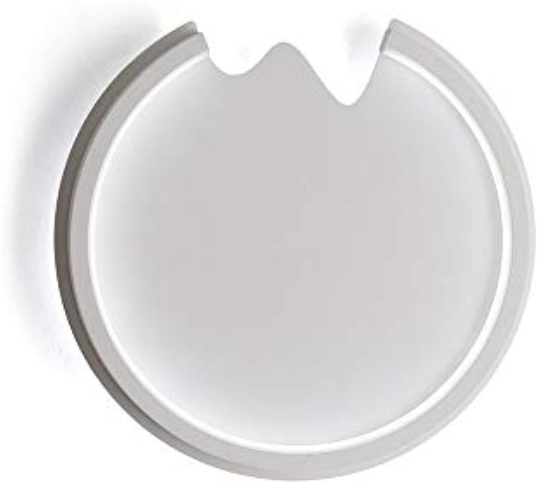 J.SUNUN Wandleuchte, Nordic Wandleuchte Nachttischlampe Lampe einfache moderne kreative Persnlichkeit Wand Lampe Gang Korridor Beleuchtung