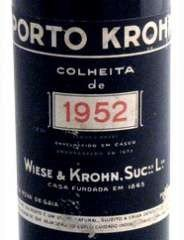 KROHN Tawny 1952, Porto
