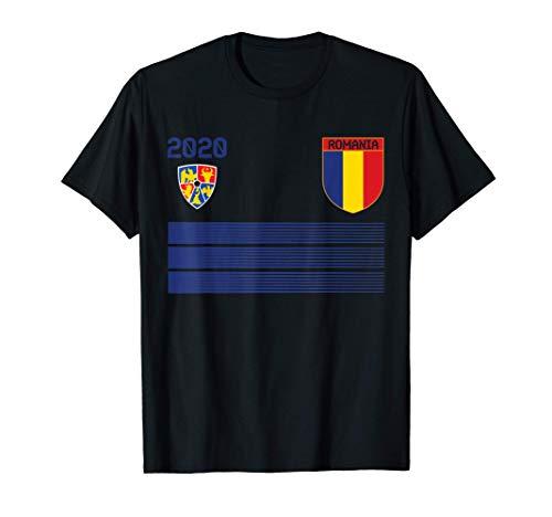 Maglia da calcio Romania 2020 Romania Soccer Maglietta