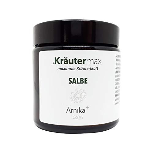 Kräutermax Arnika Salbe 1 x 100 ml - Hautcreme zum Einreiben