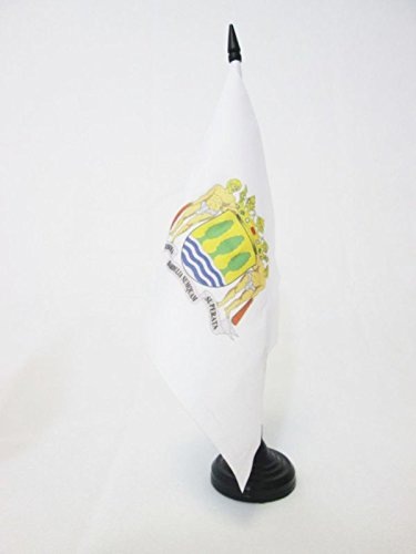 AZ FLAG Bandera de Mesa de la Provincia DE GUIPÚZCOA 21x14c