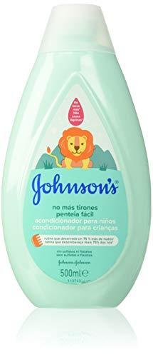 Johnson's Baby - Acondicionador No Más Tirones para Niños