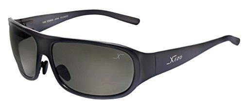 Xezo UV 400, Uomo, Incognito 1400 G, Grafite metallizzata., 1.7 oz