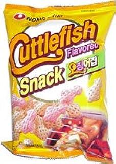 Cuttlefish snack 1.94 oz (55g) x3