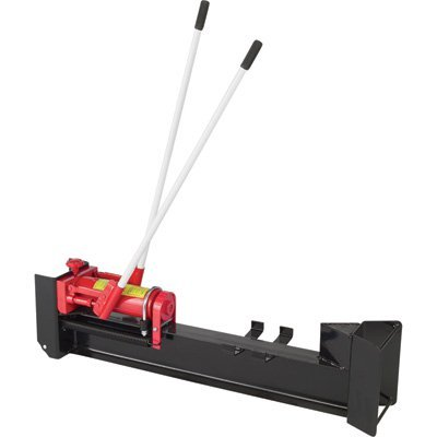Ironton Horizontal Manual Hydraulic Log Splitter - 10-Ton