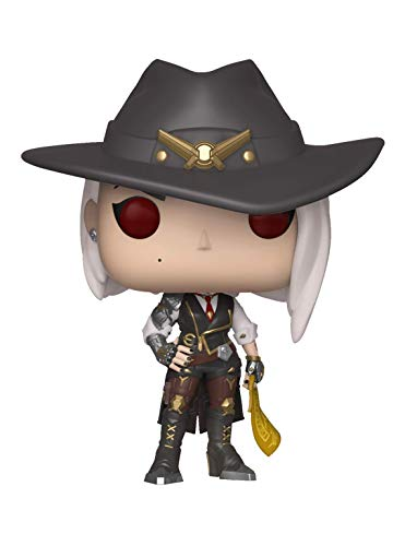 Pop Overwatch Ashe Vinyl Figure