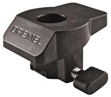 Dremel 576 Modellierungstisch (Zubehörsatz für Multifunktionswerkzeug mit 407 Schleifdorn mit Schleifband und 932 Schleifstein zum Schleifen im Winkel)