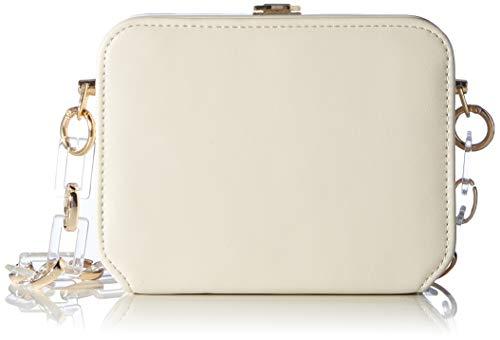 SwankySwans Nadine, Bolsa de embrague para Mujer, beige, One Size