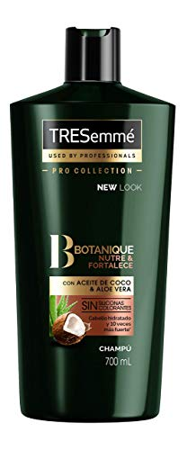TRESemmé Champú Botanique Coco, Negro -700 ml