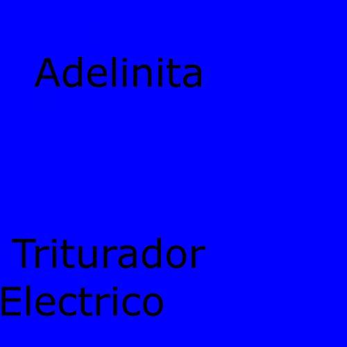 Triturador Electrico