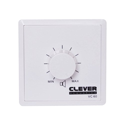Clever Acoustics VC 60 100V 60W Control De Volumen
