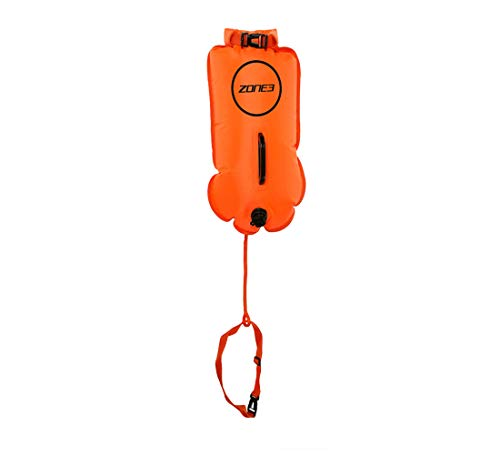 Zone3 - Neon Swimming Dry Bag Buoy, Color 0