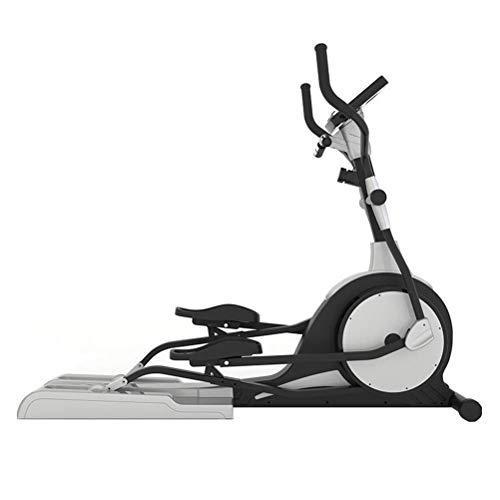 VVBGTS Faltbare Mountainbike Crosstrainer, Kaufmännischer Magnetic Control Elliptical Machine, Fitnessgeräte, Fitnessraum Elliptical, Raum Walker, High-End-Fitness-Bike ist for alle Menschen