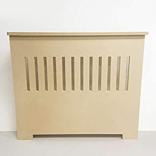 Radiator Heater Cover Unfinished MDF - Total Size 32