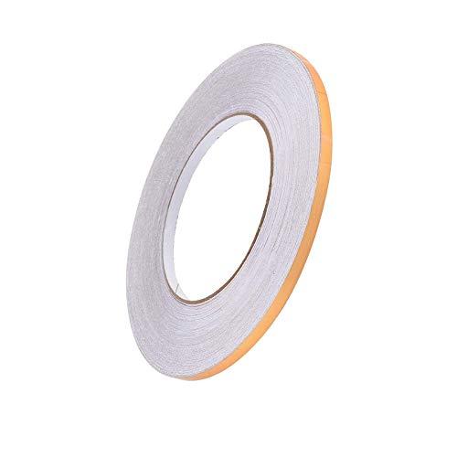 MLZYKYJZ Lámina Impermeable de PVC, Adhesivo de línea de grieta en el Piso - Cinta Adhesiva Cinta autoadhesiva Decoración de Azulejos de Esquina de Suelo para baño (0.5cmX50m, Oro)
