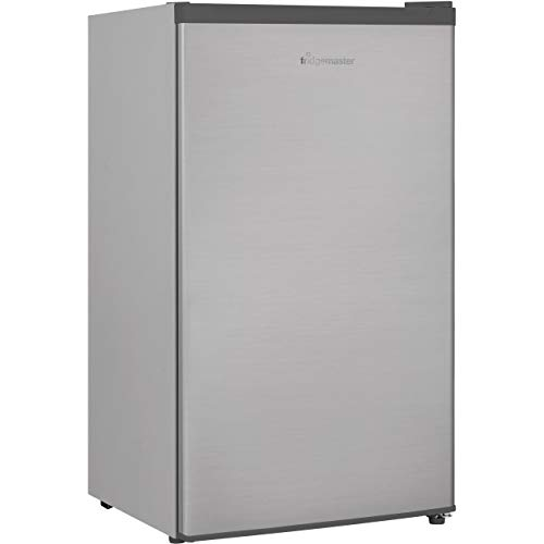 Fridgemaster MUR4892MS Freestanding Fridge - Silver