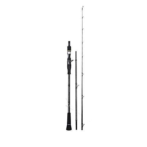 Angelrute BLTLYX Angelruten Langsame Jigging 100-500g Reise Spinnen Casting Lure Rod 30-80ib Angeln Lure Rod 1.98m Casting