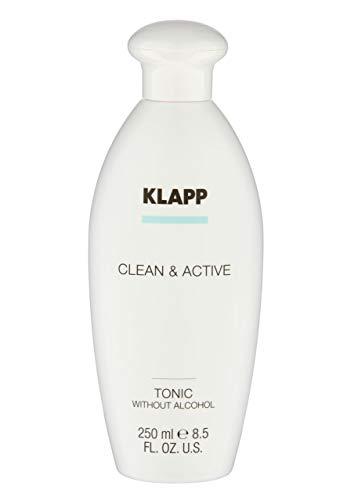 KLAPP CLEAN & ACTIVE Tonic without Alcohol, 250 ml