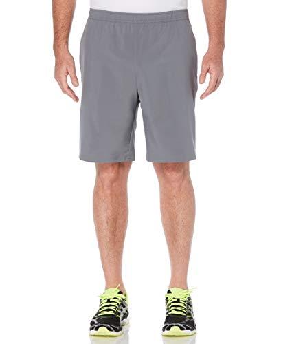 Morbuy Pantaloncini Sportivi Uomo Bermuda Estate Shorts Traspirante Colore Solido Asciugatura Rapida Sciolto Pantaloncini da Palestra per Allenamento Fitness Jogging Running