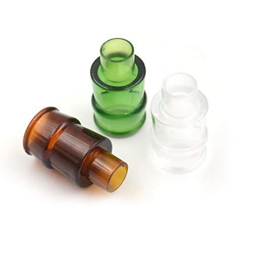JWGD 3pcs / Lot Vanish Flaschen-magische Plastikflasche Vanishing Wine Zaubertricks Farbe DREI for Kinder Spielzeug Flasche