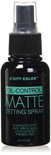 City Color Oil Control Face Matte S…