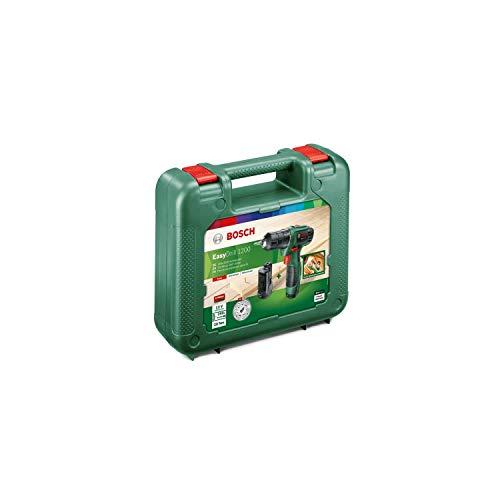 Perceuse-visseuse sans fil Bosch - EasyDrill 1200 (Livrée avec: chargeur, 1 embout de vissage double et 2 batteries 12V-1,5Ah)