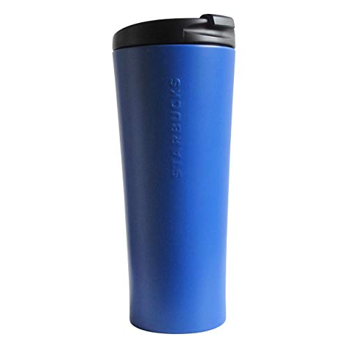 Starbucks Tumbler Blue Midnight Dream Thermobecher Blau Edelstahl Mitternachtstraum